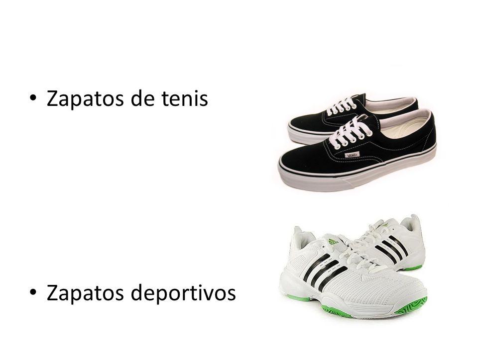 Zapatos de tenis Zapatos deportivos
