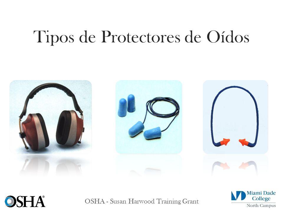 Tipos de Protectores de Oídos