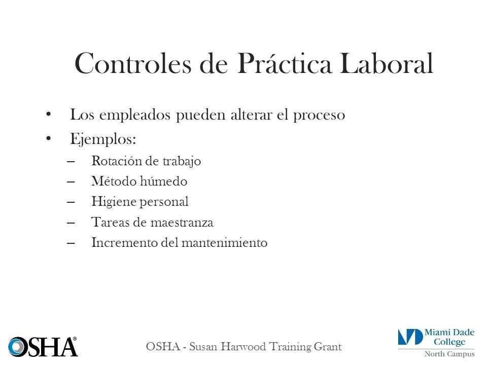 Controles de Práctica Laboral