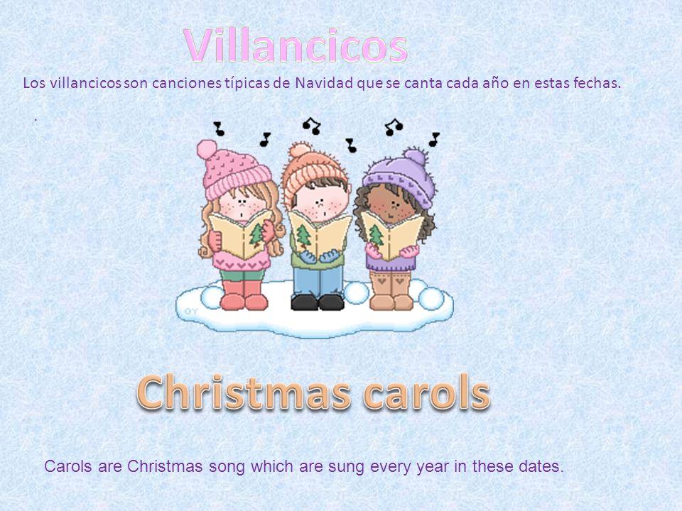 Villancicos Christmas carols