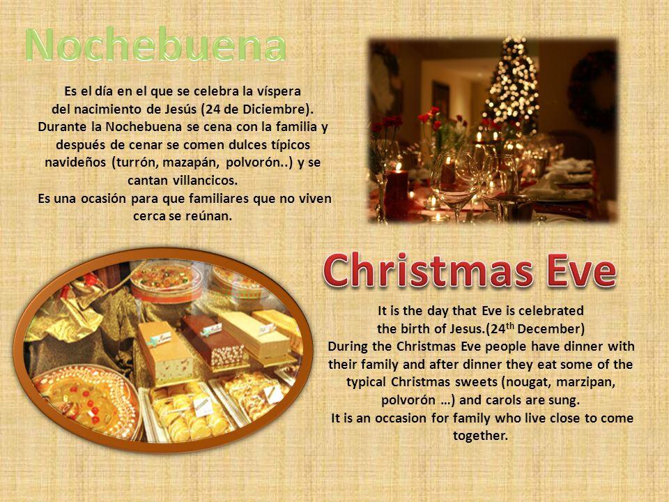Nochebuena Christmas Eve
