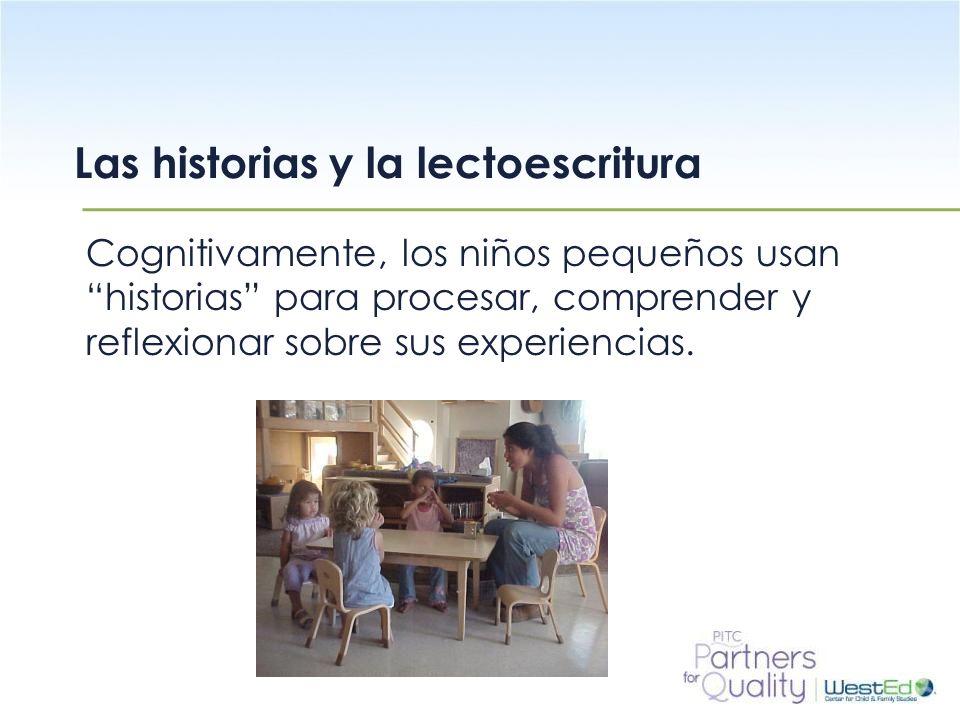 Las historias y la lectoescritura