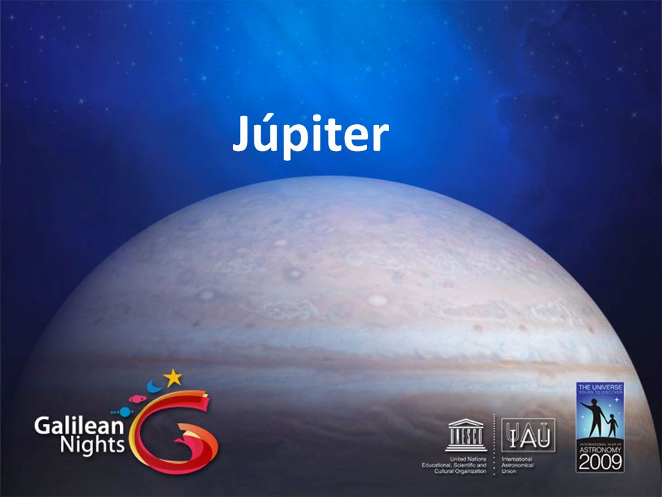 The Moon: Our twin planet Júpiter