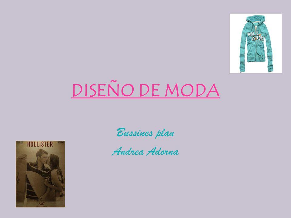 Bussines plan Andrea Adorna