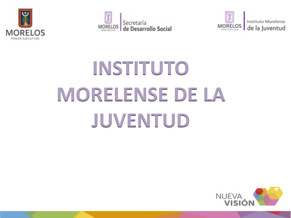 INSTITUTO MORELENSE DE LA JUVENTUD