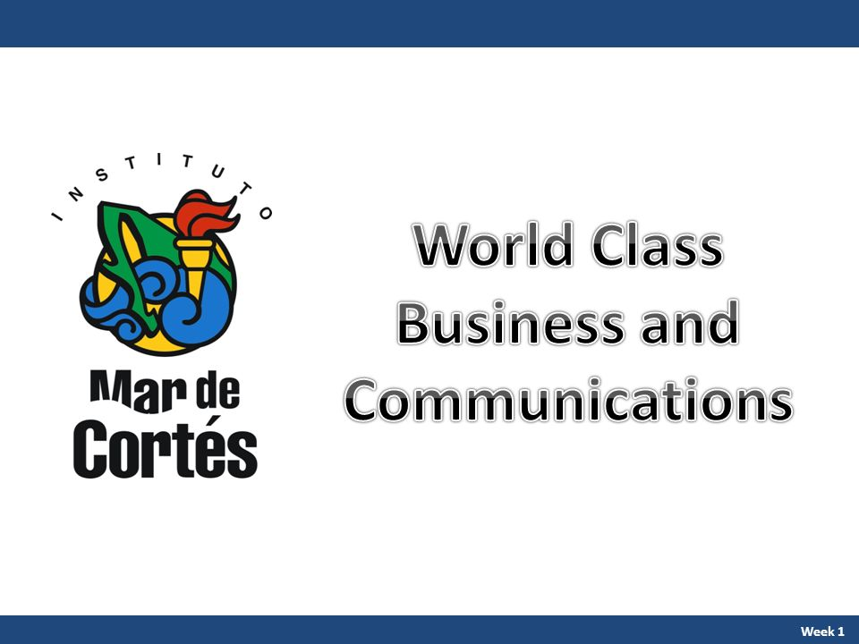 World Class Business and Communications