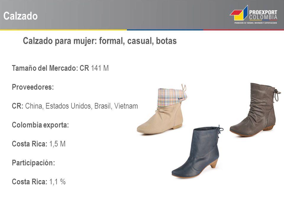 Calzado Calzado para mujer: formal, casual, botas