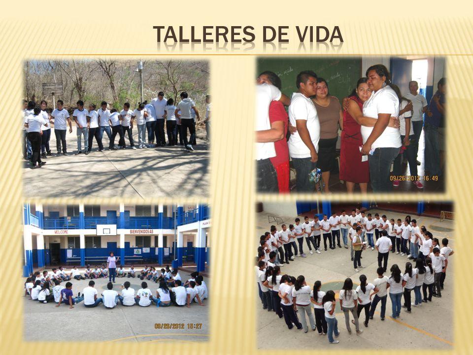 TALLERES DE VIDA