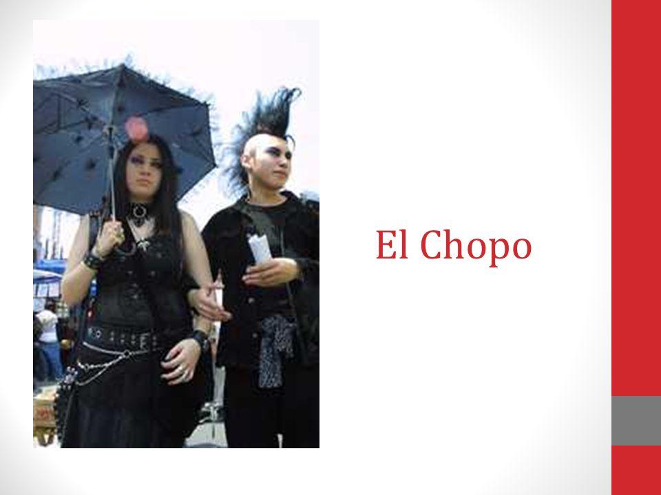 El Chopo