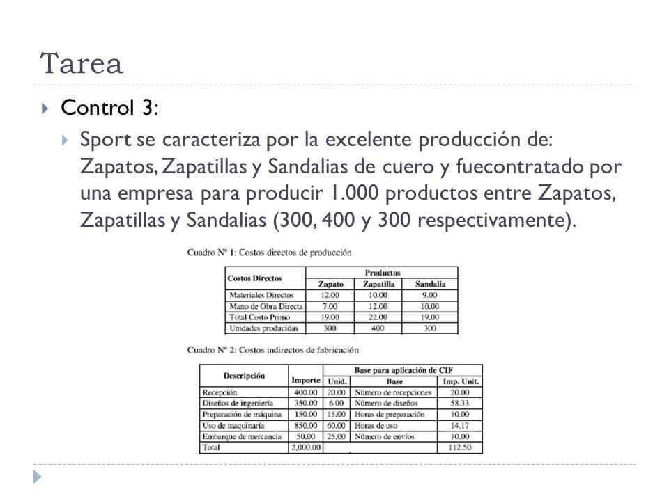 Tarea Control 3: