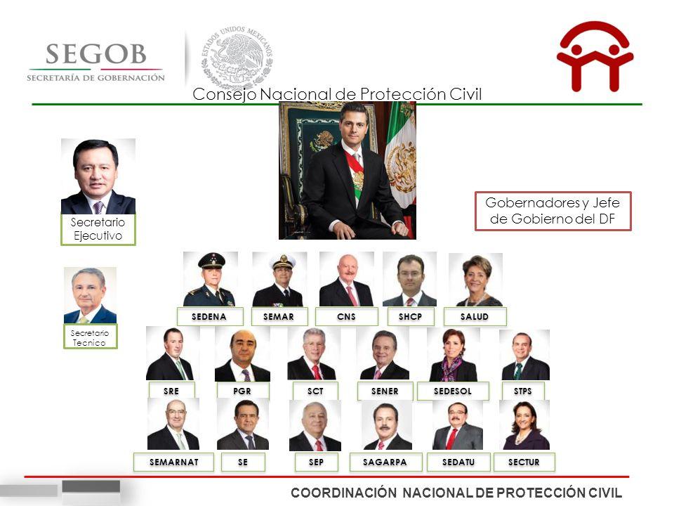 Consejo Nacional de Protección Civil