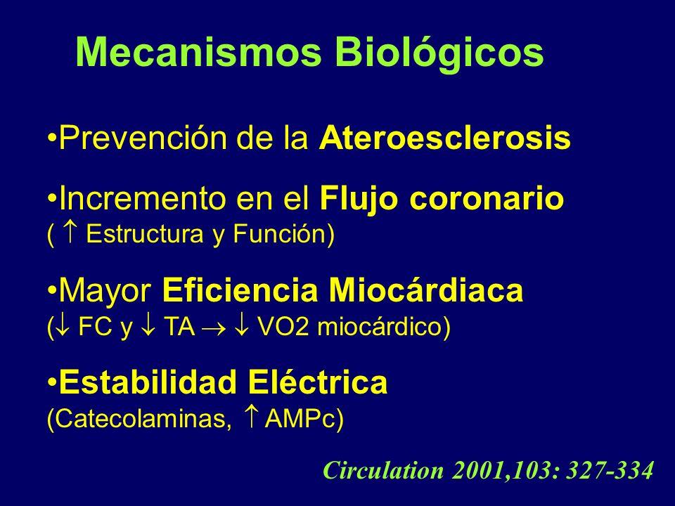 Mecanismos Biológicos