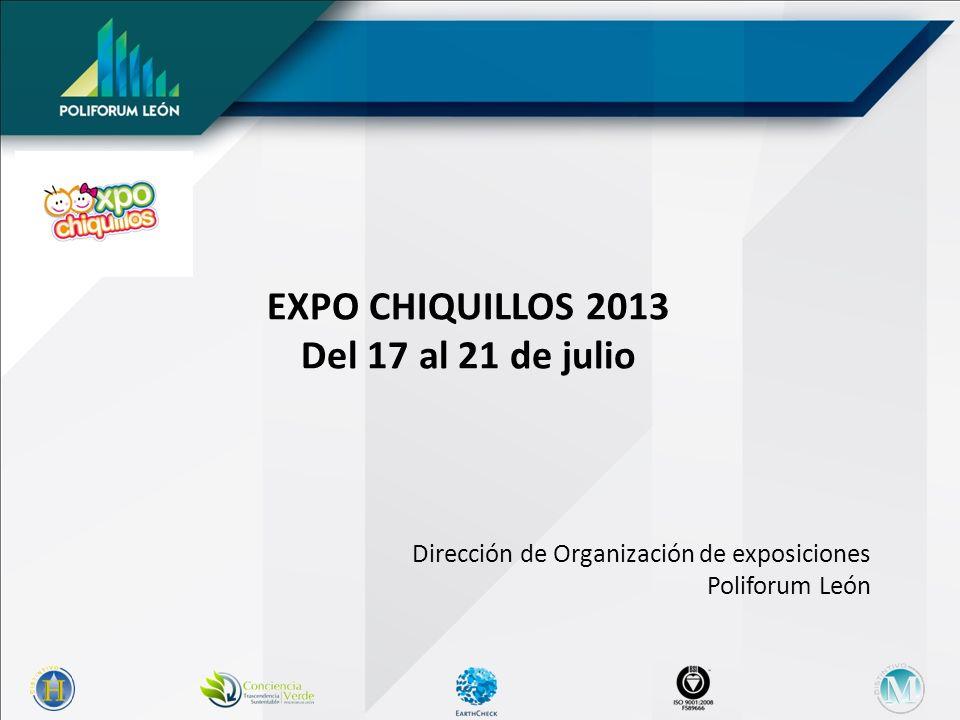 Dirección de Organización de exposiciones Poliforum León