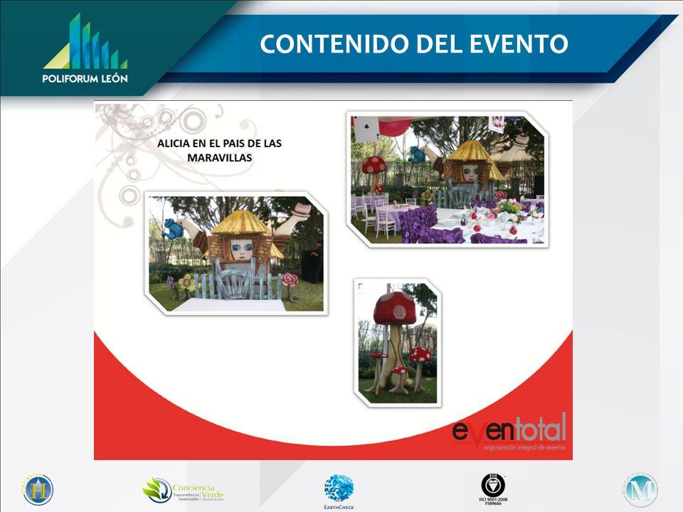 CONTENIDO DEL EVENTO