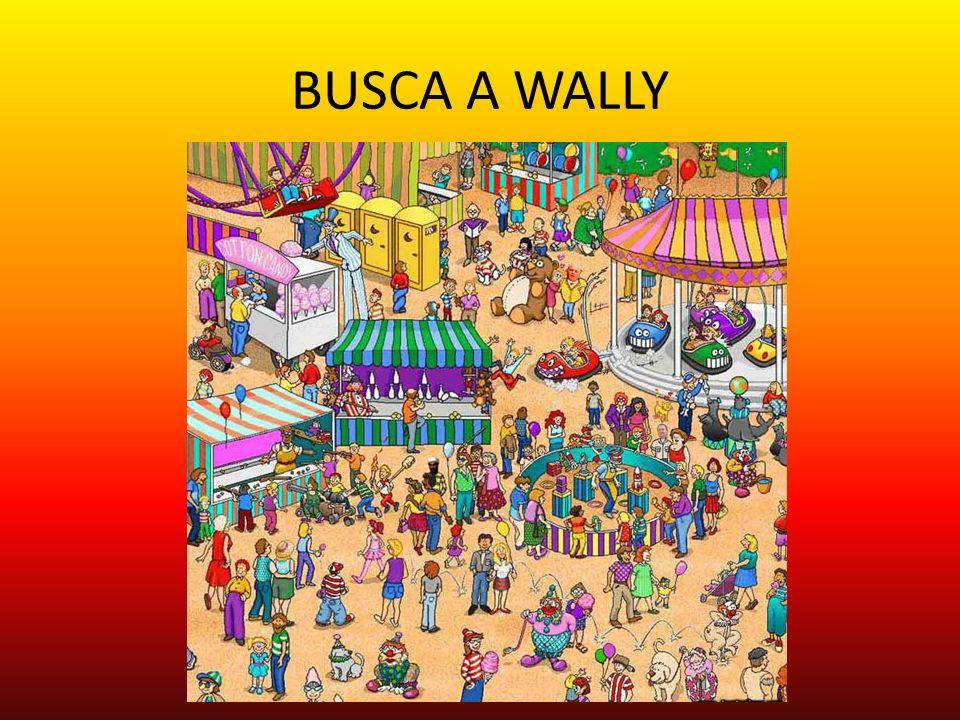 BUSCA A WALLY