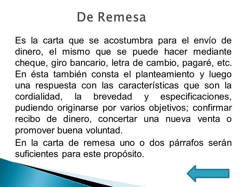 De Remesa