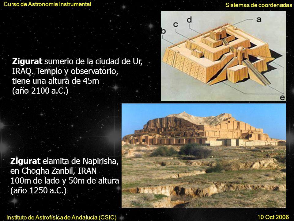 Zigurat Ur Zigurat sumerio de la ciudad de Ur,