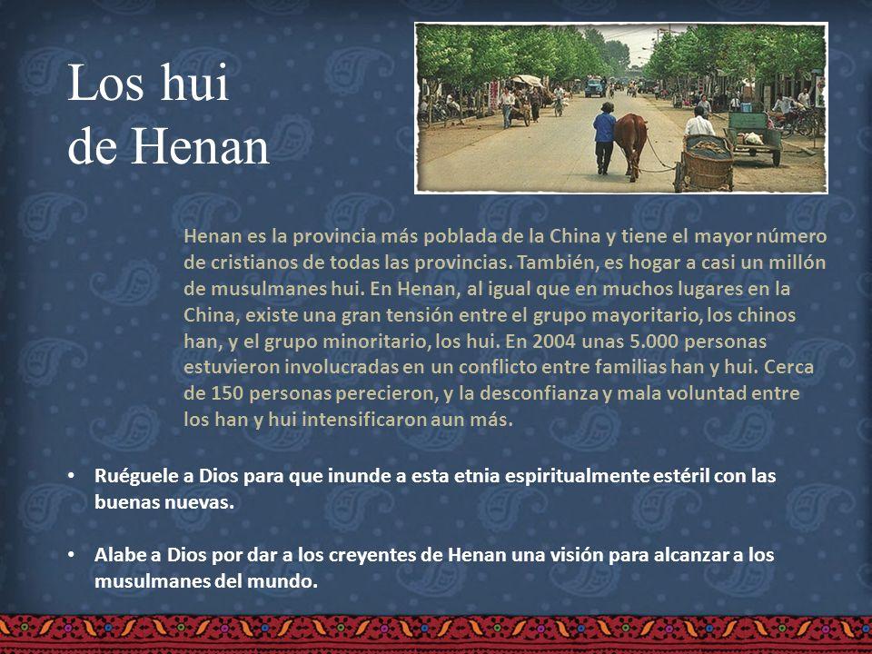 Los hui de Henan.