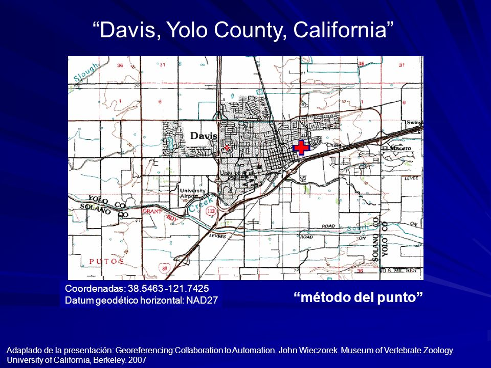 Davis, Yolo County, California