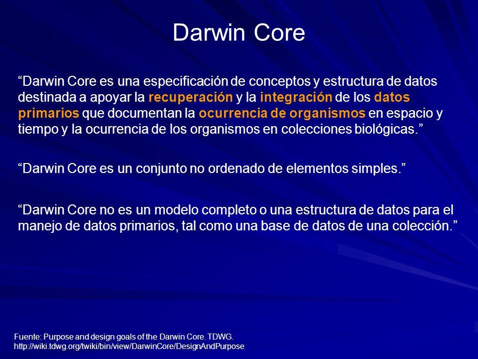Darwin Core