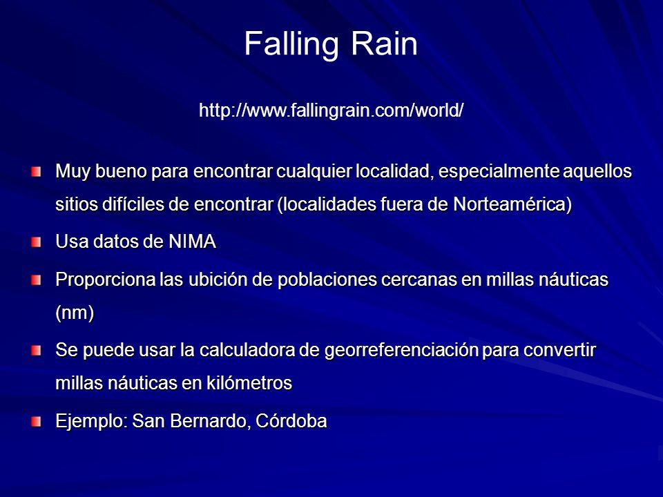 Falling Rain http://www.fallingrain.com/world/