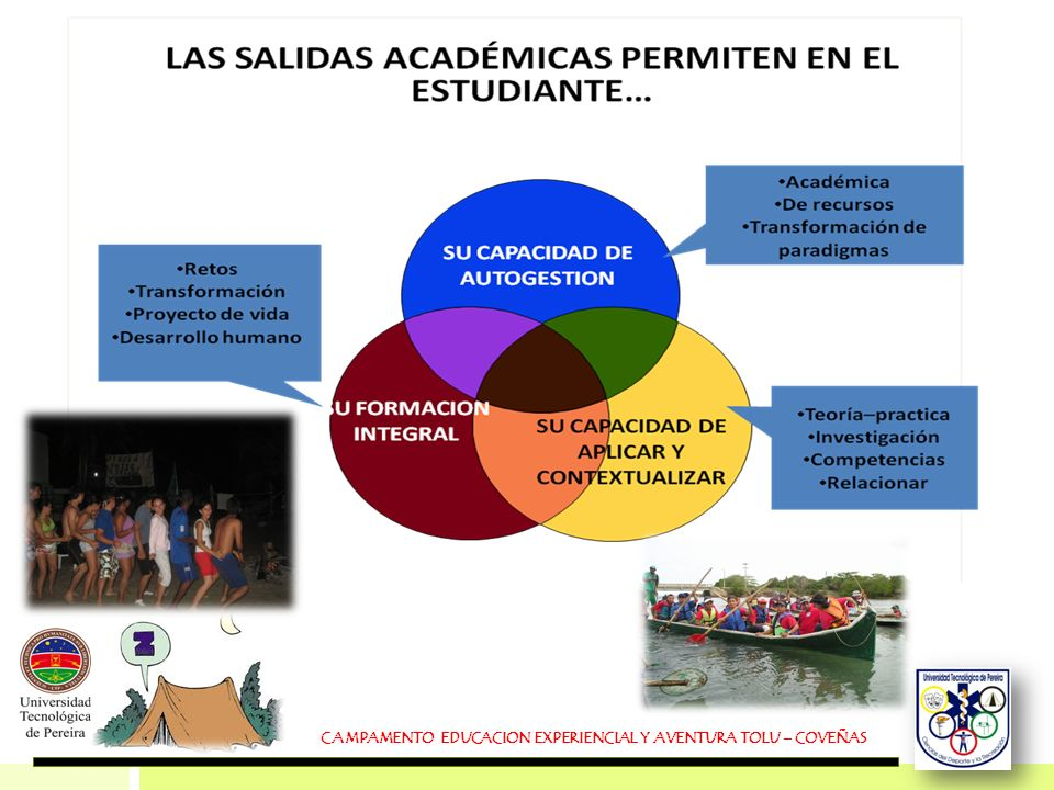 CAMPAMENTO EDUCACION EXPERIENCIAL Y AVENTURA TOLU – COVEÑAS