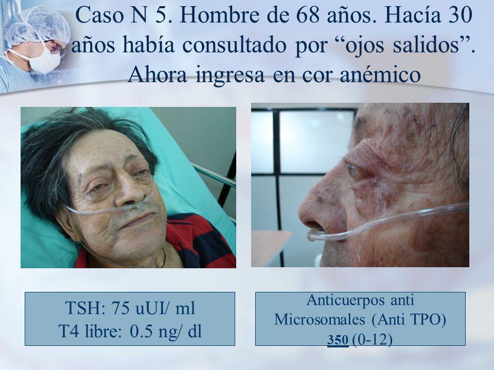Microsomales (Anti TPO)