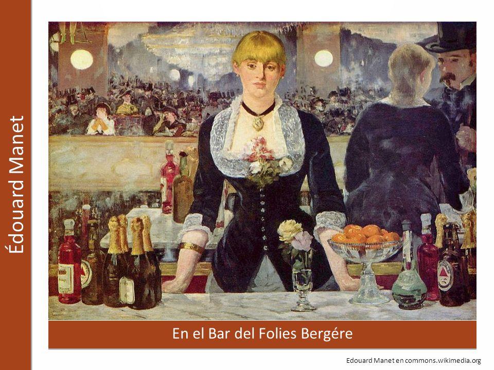 En el Bar del Folies Bergére