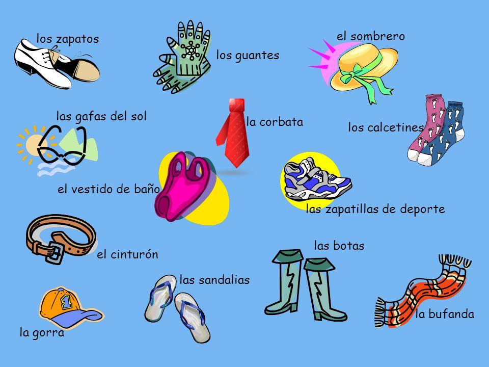 las zapatillas de deporte