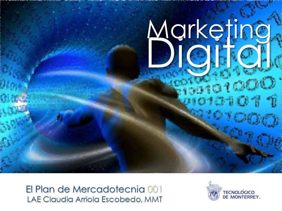 Digital Marketing El Plan de Mercadotecnia 001