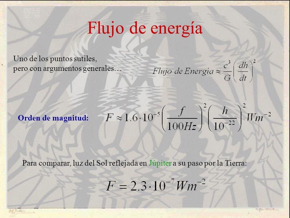 Flujo de energía Uno de los puntos sutiles,