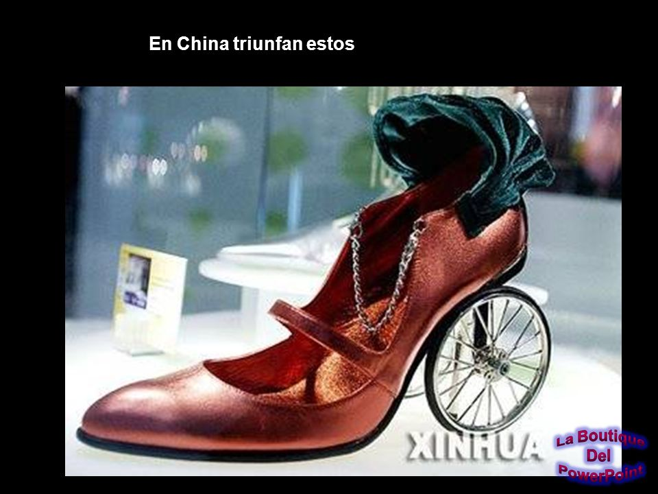 En China triunfan estos