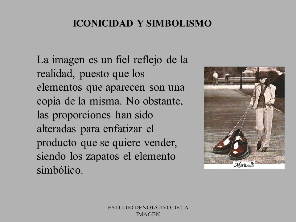 ICONICIDAD Y SIMBOLISMO