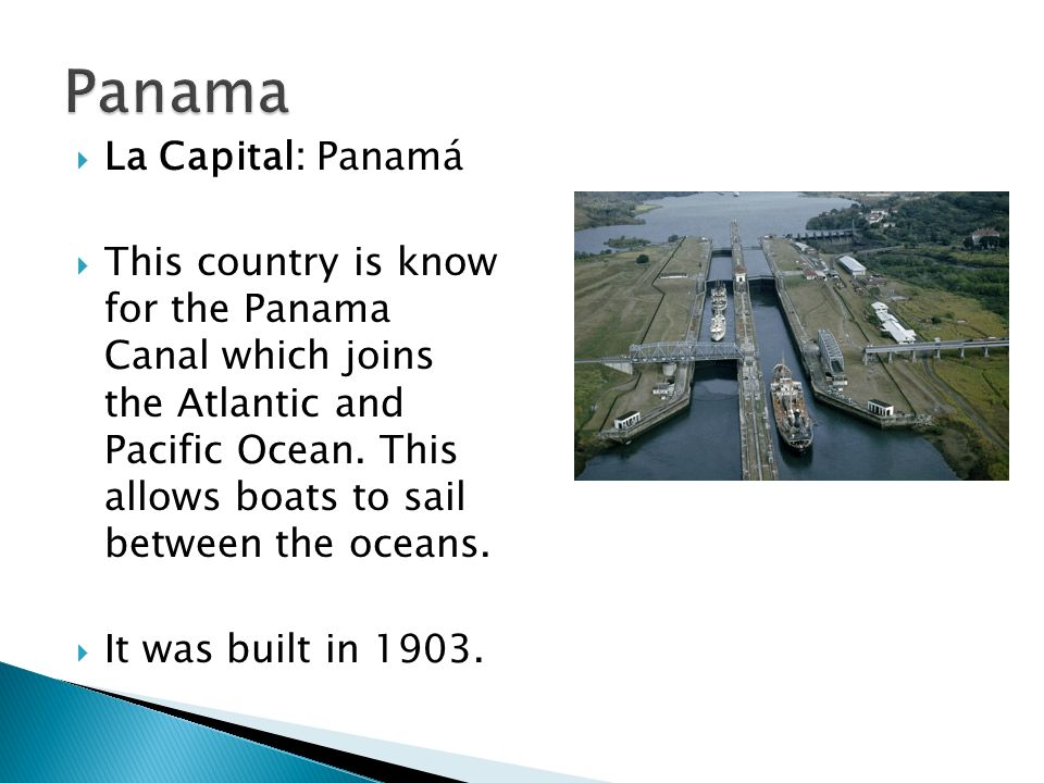 Panama La Capital: Panamá