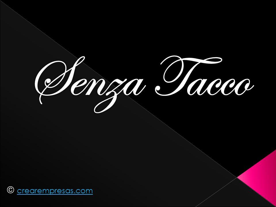 Senza Tacco © crearempresas.com