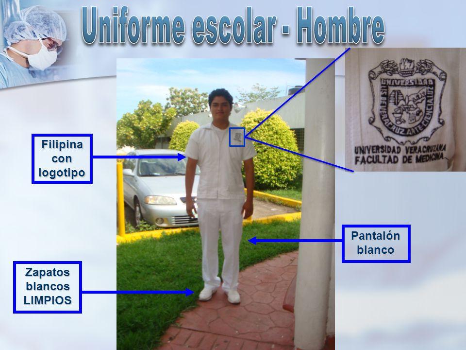 Uniforme escolar - Hombre
