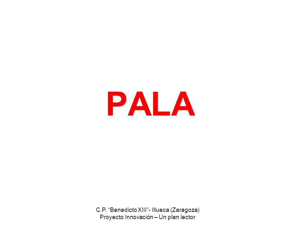 PALA C.P. Benedicto XIII - Illueca (Zaragoza)