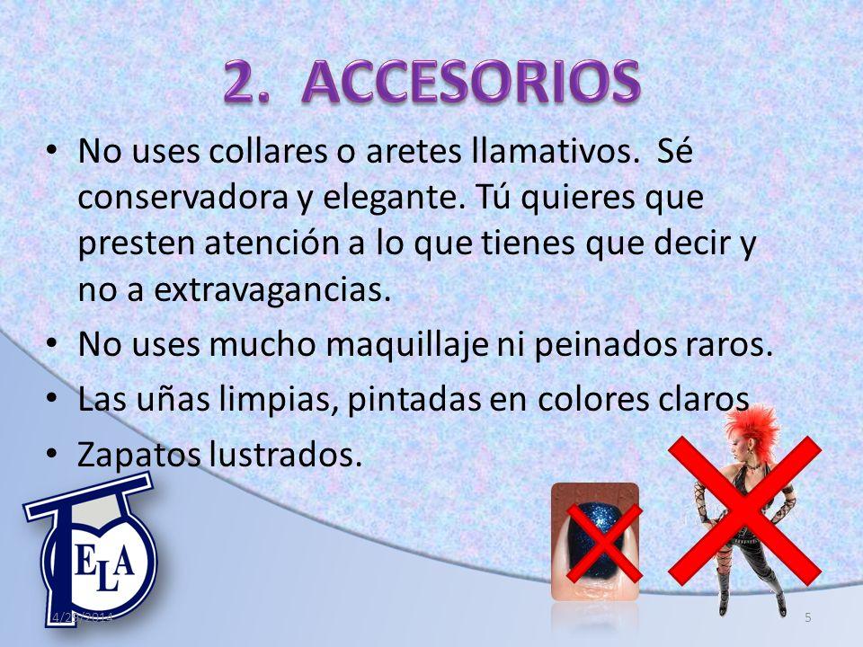 2. ACCESORIOS