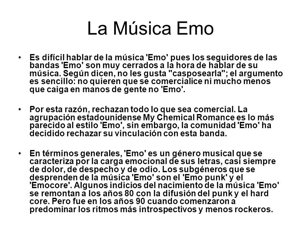 La Música Emo