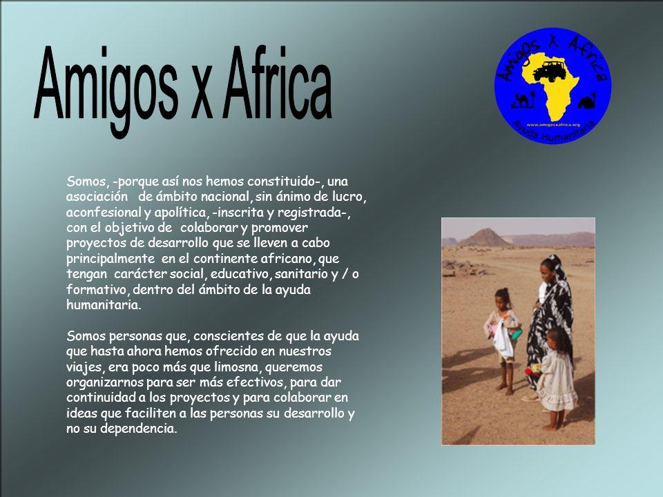 Amigos x Africa