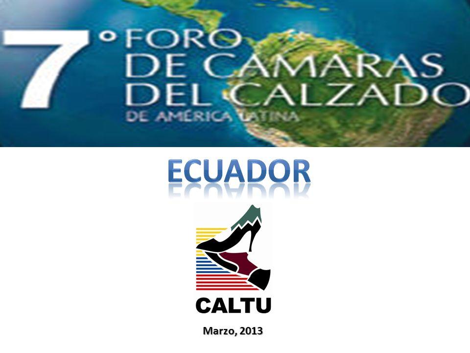 Ecuador Marzo, 2013