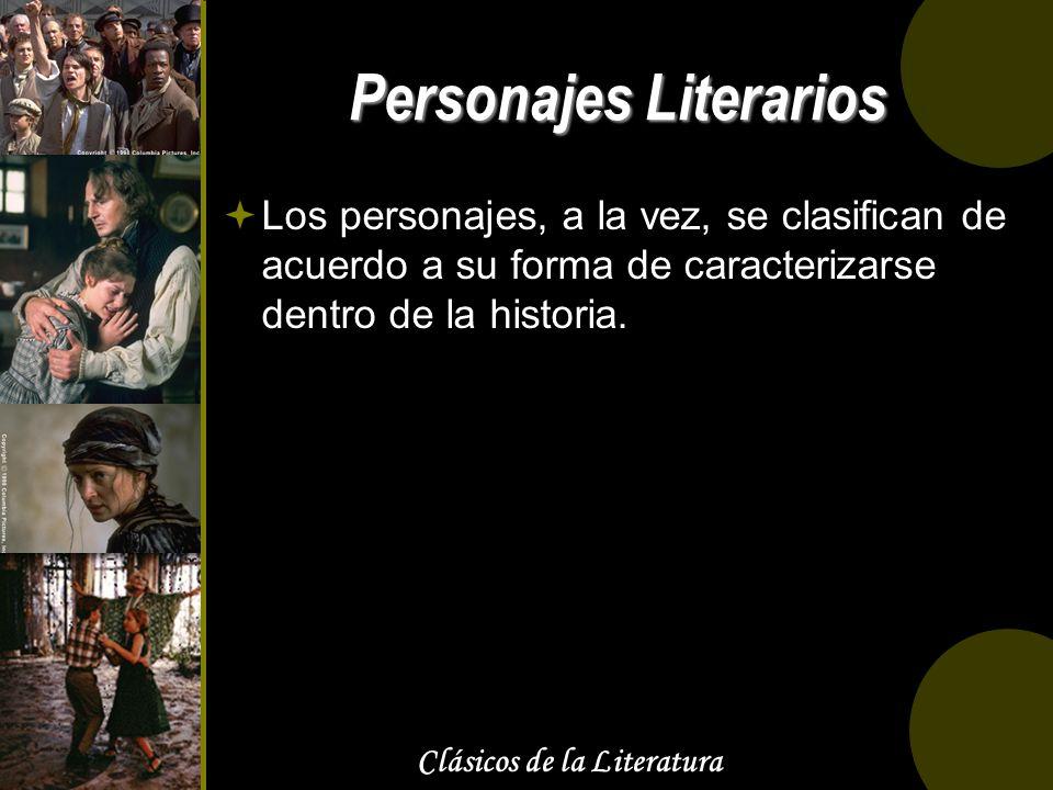 Personajes Literarios