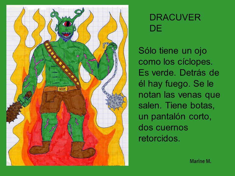 DRACUVERDE