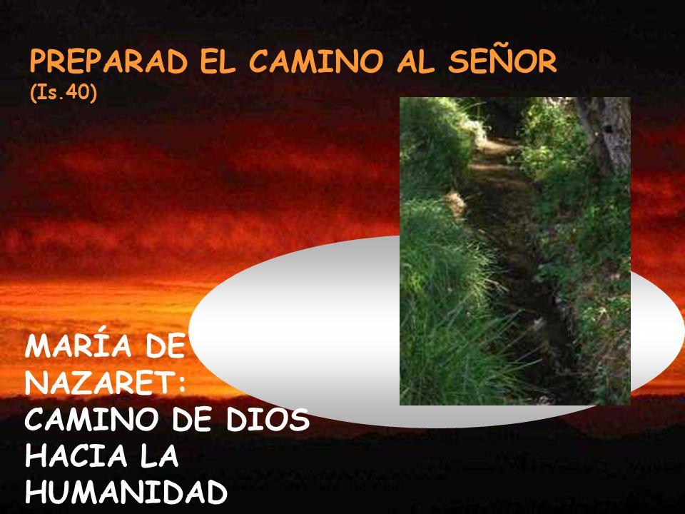 PREPARAD EL CAMINO AL SEÑOR (Is.40)