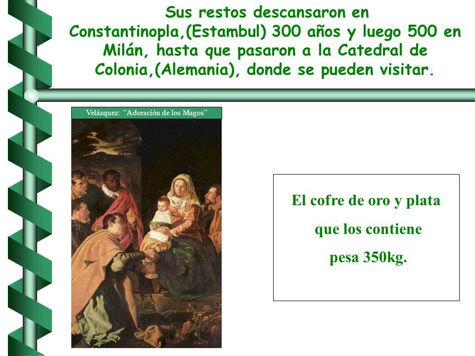 Velázquez: Adoración de los Magos