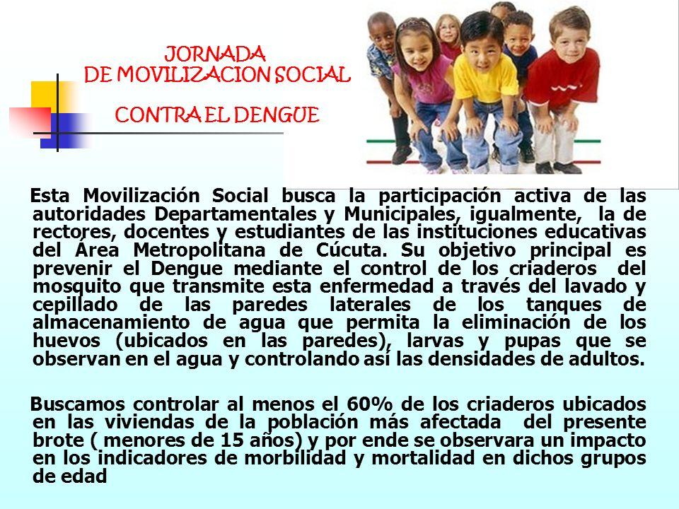 DE MOVILIZACION SOCIAL