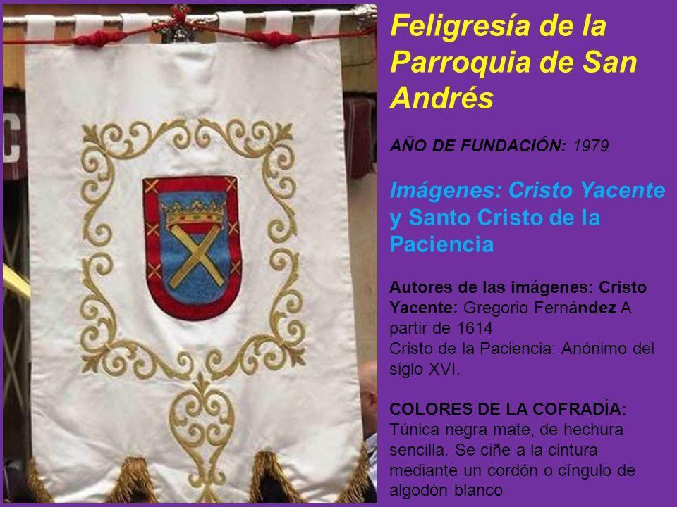 Feligresía de la Parroquia de San Andrés