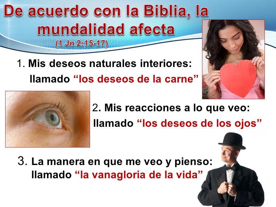 De acuerdo con la Biblia, la