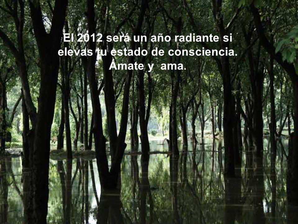 El 2012 será un año radiante si elevas tu estado de consciencia.
