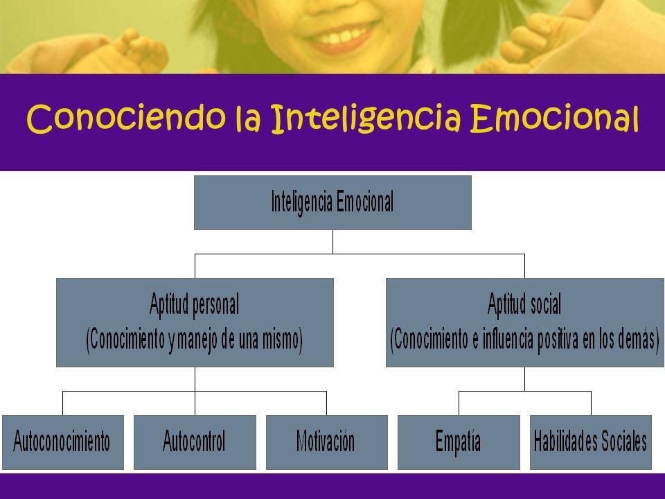 Conociendo la Inteligencia Emocional